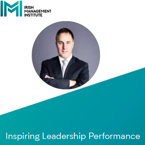 David McRedmond, CEO of An Post, on leading successful transitions