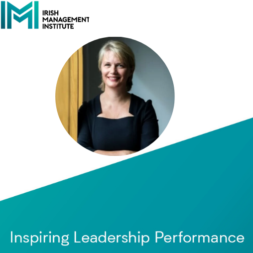 Sinead McSweeney: Pushing beyond your comfort zone and the power of mentors